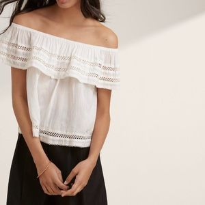 Wildfired Hollande Blouse